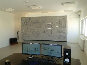 MIMIC Panel and SCADA System