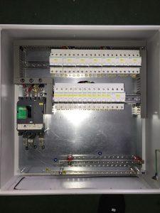 External Lighting Panel