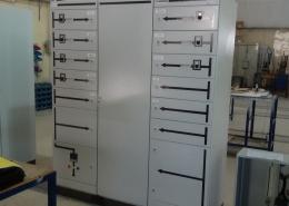 لوحة التحكم بالماتورات من الخارج