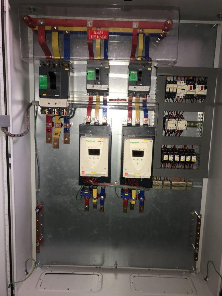 RFQ 2017-4103 Electrical panel for shredder machine   TECO GROUP ...