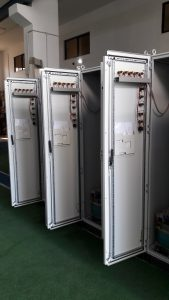 Autotransformer Starter Panels (Inside View)