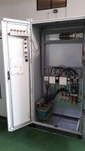 Autotransformer Starter Panels (Inside View)