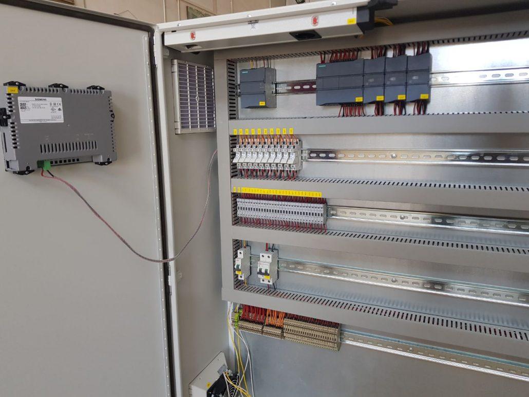 PLC Panel and Automation Consultation Services for Uranium Pilot