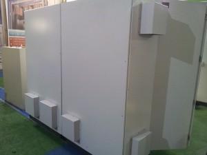 Lighting Panels Al Quisemah Stadium Rehabilitation