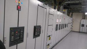 MDB Panel installed on site