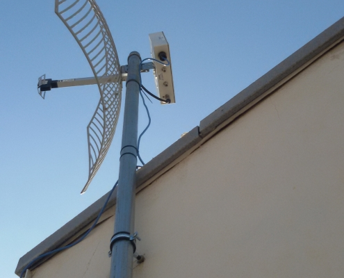 Wireless Microwave Link