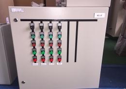 Motor Control Center for Boiler