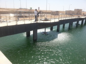 Muwaggar Waste Water Treatment Plant (WWTP)