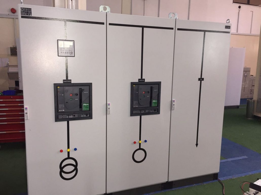 Automatic Transfer Switch Ats Teco Group Automation Low Details About Controller Build Your Airport Freezone Wwtp Panel