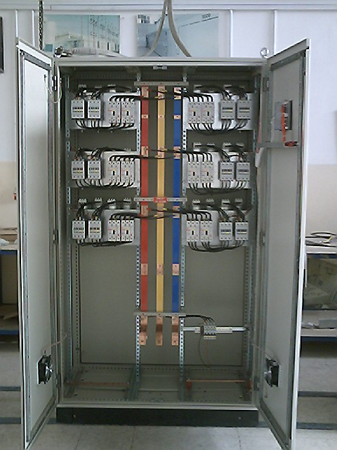 600kvar Automatic Power Factor Correction Teco Group