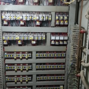 MCC Boiler Panel