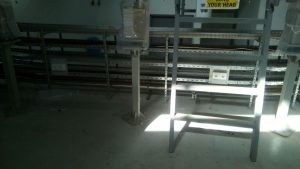 Earthing on Cable Tray