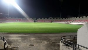 Al Quisemah Stadium Rehabilitation