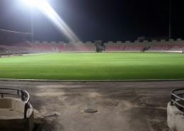 Al Quisemah Stadium Rehabilitation