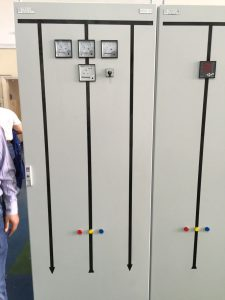 Modern Eyes Hospital LV Switchgears