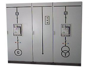 Automatic Transfer Switch ACB Type