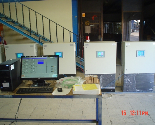 SCADA Monitoring Station