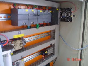 S7-1200 Internal layout