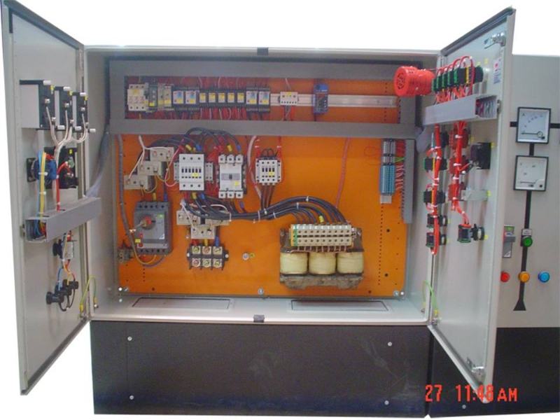 Autotransformer Starters Teco Group Automation Low