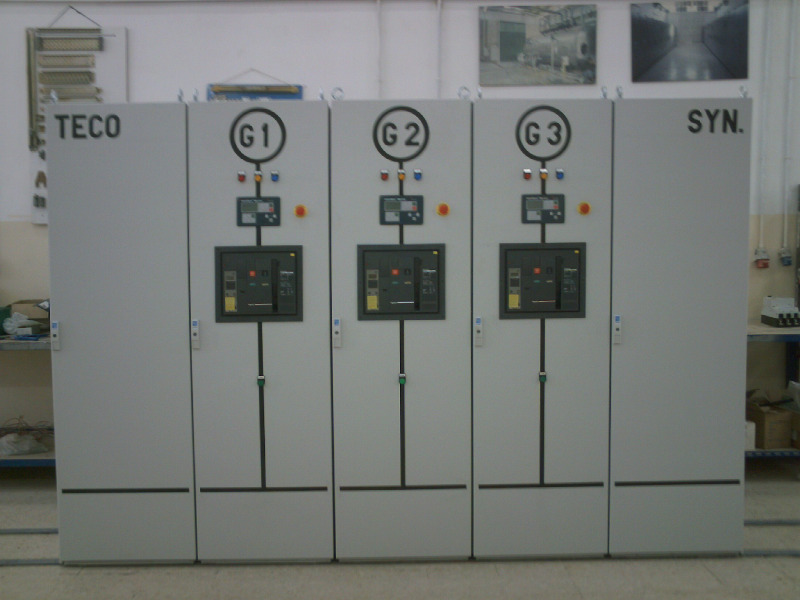 TECO GROUP - Automation, Low & Medium Voltage Switch-Gear