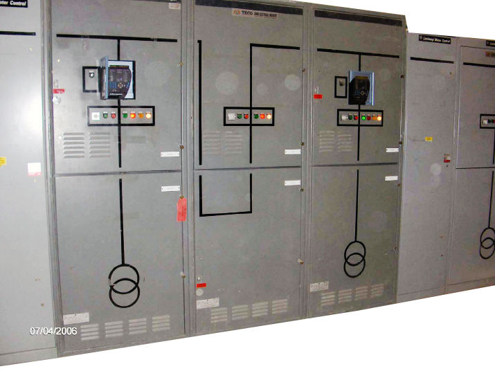 Medium Voltage Switchgear Mv Teco Group Automation