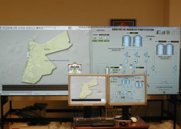 Greater Amman Water SCADA System (GASS)