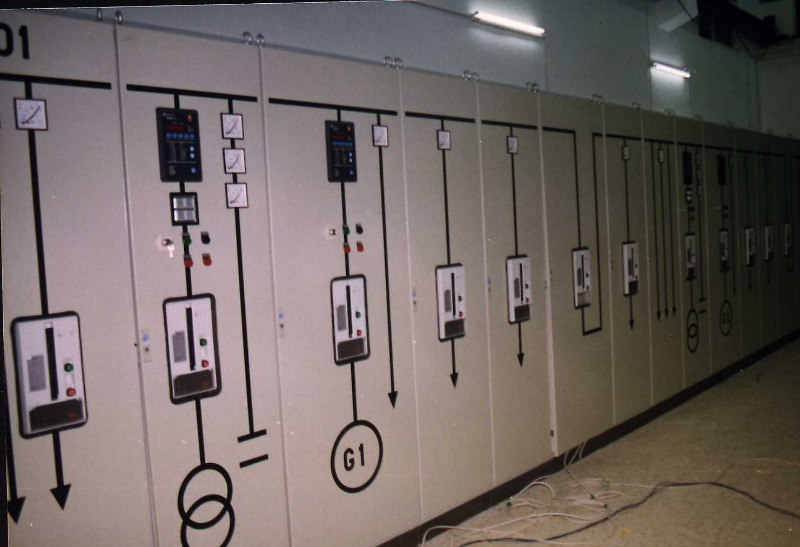 Automatic Transfer Switch ATS TECO GROUP Automation