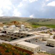 Wadi Shallaleh WWTP Overview